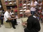 PEGN visita loja para mostrar os maiores erros ao atender clientes