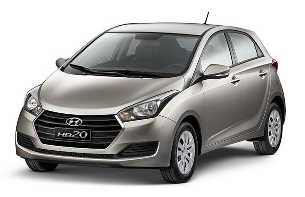 ba756386fe663 Avaliação  Hyundai HB20 1.0 Comfort Plus - AUTO ESPORTE   Análises