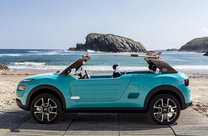 Citroën Cactus M concept (Foto: Citroën)