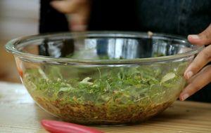 Salada de kale: receita da Bela Gil