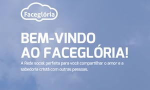FaceGlória, o 'Facebook evangélico', veta beijo gay e libera foto de biquíni