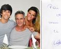 Jade, Raulzinho, Lucarelli... no Dia dos Pais, atletas olímpicos celebram heróis