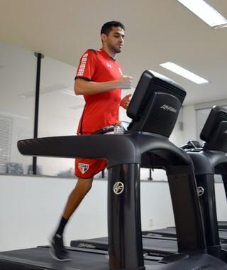 Alan Kardec São Paulo (Foto: Site oficial do SPFC)