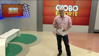 Confira na íntegra o Globo Esporte-CG desta quarta-feira com Marcos Vasconcelos