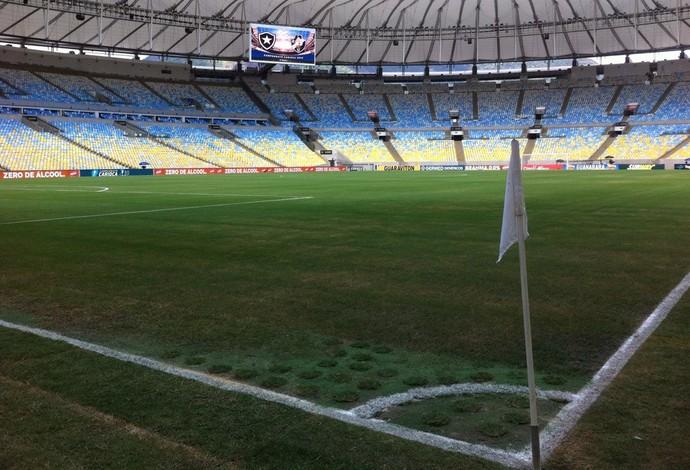 Maracanã - Botafogo x Vasco (Foto: Reprodução / Instagram)