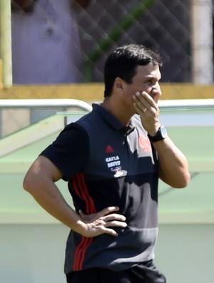 zé ricardo flamengo vitória (Foto: André Durão / GloboEsporte.com)