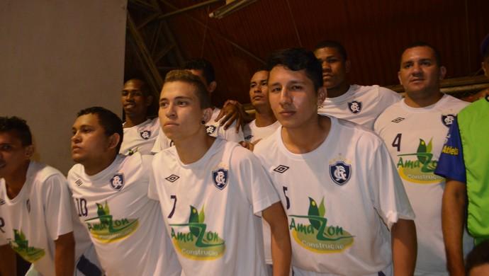 Remo Amapá (Foto: Jonhwene Silva/GE-AP)