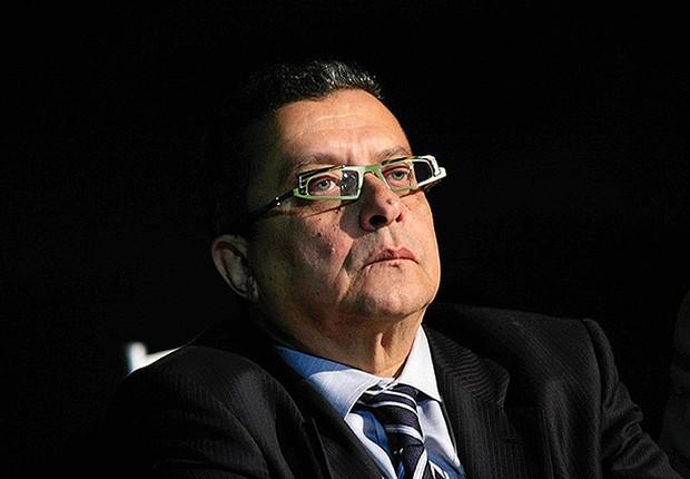 João Santana, responsável pelas campanhas de Dilma e Lula à presidência: marqueteiro do PT (Foto: Agência Brasil/Arquivo)