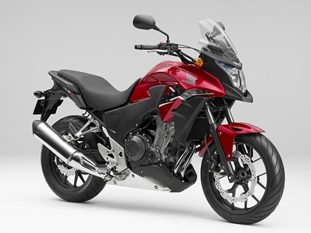 Honda CB 400X (Foto: Divulgação)