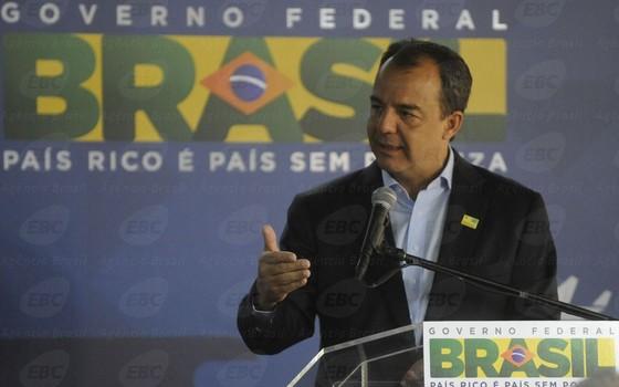 Sérgio Cabral (Foto: Tânia Rêgo/Agência Brasil)