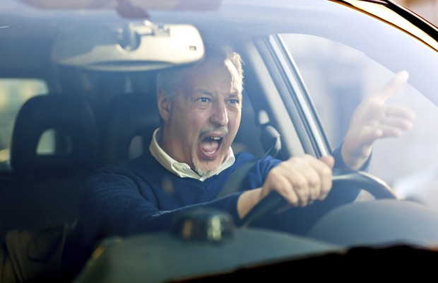 Fúria ao volante: você tem Síndrome de Hulk? (Foto: Divulgação)