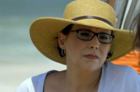 Ana Beatriz Nogueira, a Selma de 'Em família' (Foto: Reprodução)