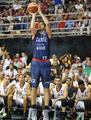 Guilherme Giovanonni, Guaros de Lara x Brasília, Liga das Américas, basquete (Foto: Jose Jimenez-Tirado/FIBA Americas)