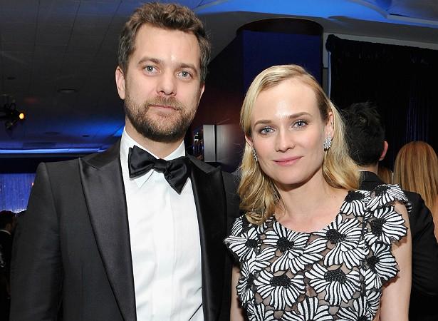 A atriz alemã Diane Kruger, de 38 anos, foi casada com um francês, mas, no mesmo ano em que saiu o divórcio (2006), se juntou com o ator canadense Joshua Jackson, de 36. O Pacey Witter de 'Dawson's Creek' (1998–2003) afirma que não pretende se casar. (Foto: Getty Images)