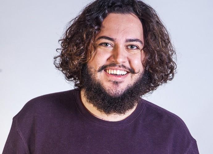 Marcos Matarazzo explica que quer inovar sua música (Foto: Artur Meninea/Gshow)