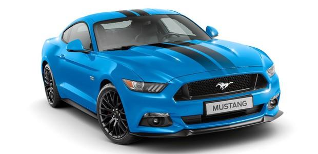 Ford Mustang Blue Edition (Foto: Divulgação)