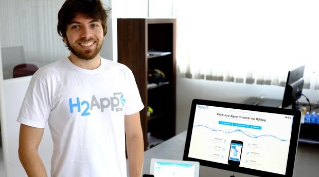 Eládio Isoppo, CEO da startup, acredita no potencial de expansão mundial do aplicativo (Foto: Divulgação)
