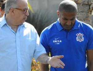 BLOG: Com dificuldade financeira, Corinthians não vê problema em ter elenco mutante