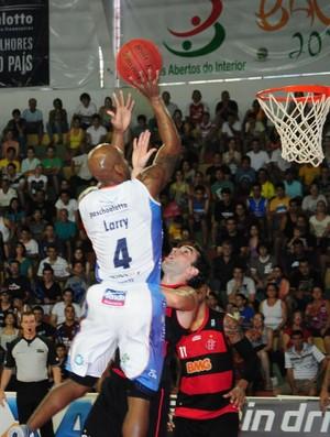 Bauru x Flamengo - NBB (Foto: Sérgio Domingues/HDR Photo)