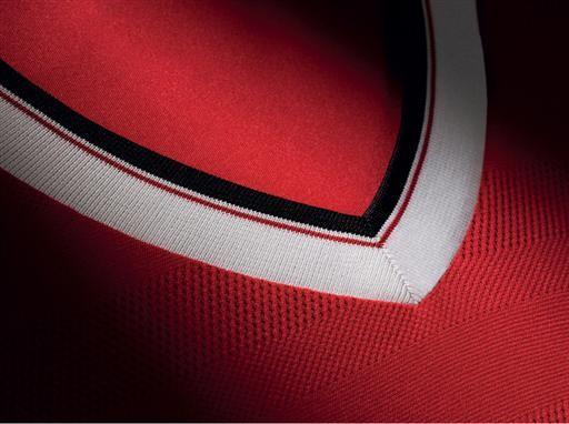 Nova camisa Manchester United Adidas