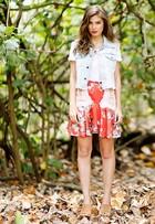 Bruna Hamú, a Bianca de 'Malhação', posa para ensaio de moda do EGO com looks para o verão 2015
