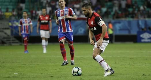 AINDA FALTA (Staff Images / Flamengo)