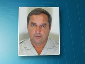 Policial da Casa Militar morto no sábado (9) (Foto: Reprodução/TV Globo)