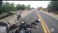 Polícia Rodoviária Federal fiscaliza motocicletas durante operação
