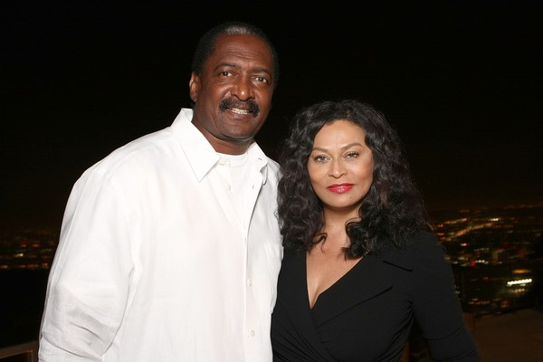Matthew e Tina Knowles (Foto: Getty Images)