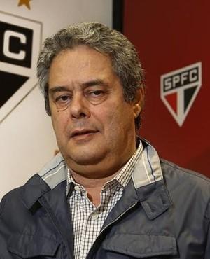 José Alexandre Médicis, favorito ao cargo de vice de futebol do São Paulo (Foto: Rubens Chiri/saopaulofc.net)