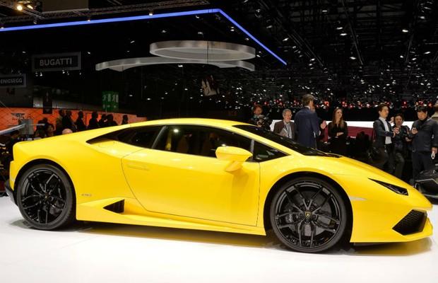 Lamborghini Huracán (Foto: Newspress)
