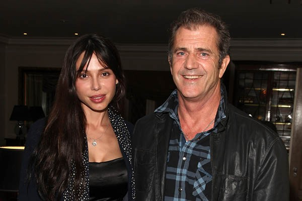 Mel Gibson e Oksana Grigorieva (Foto: Getty Images)