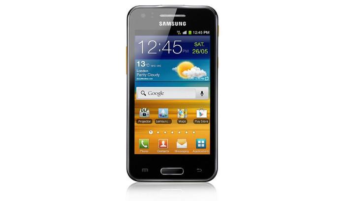 Samsung Galaxy Beam tem bateria de 2.000 mAh e conectividades de internet (Foto: Divulgação/Samsung)