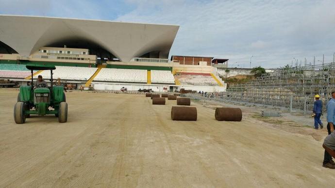 Luso Brasileiro Arena da Ilha (Foto: Divulgação/Greenleaf)
