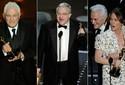Velhinhos triunfam em Oscar que se vendeu 'moderno'