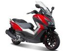 SYM prepara novo scooter Cruisym para o Salão de Colônia