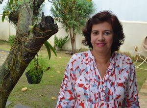 Sônia pretende lutar pela distribuição de renda em Sergipe (Foto: Daniel Soares/G1)