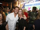 Marina Ruy Barbosa sensualiza com roupa justa: 'O importante é se divertir'
