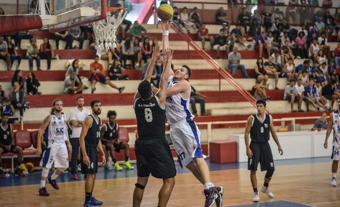 São José Basketball x Banespa (Foto: Arthur Marega Filho/São José Desportivo)