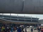 Pacote suspeito faz polícia esvaziar terminal de aeroporto em Nova York