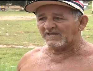 Amigos de Elsinho se emocionam com o crescimento do atleta (Foto: Reprodução/Tv Rondônia)