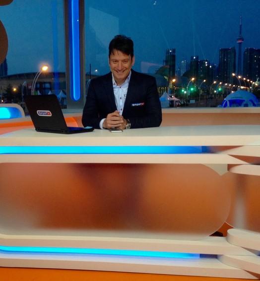 direto de toronto (Reprodução SporTV)