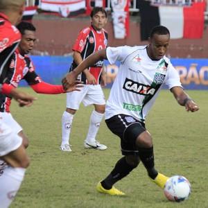 Tinga Joinville x Figueirense (Foto: Luiz Henrique/ Figueirense F.C.)