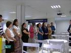 Equipe da Unicef se reúne com mães de bebês com microcefalia no Recife