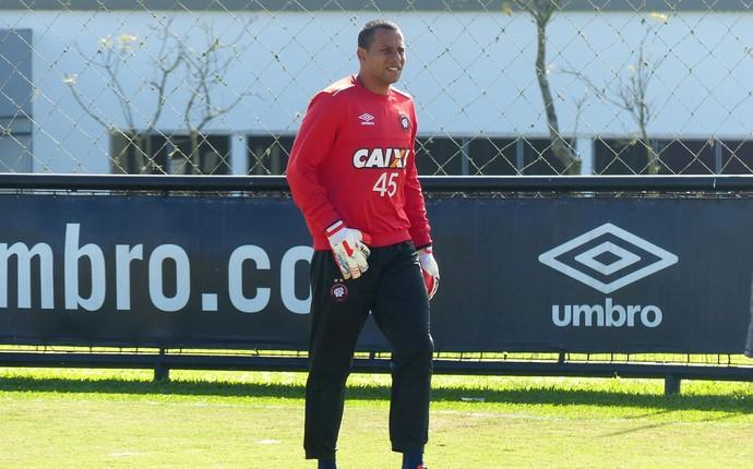 Rodolfo Atlético-PR (Foto: Monique Silva)
