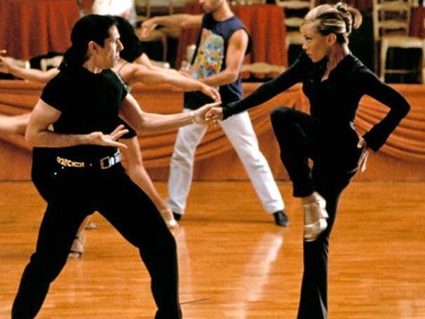 no ritmo da dança (Foto: reprodução/divulgação)