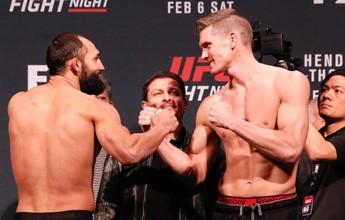 Em UFC discreto, Johny Hendricks e Thompson lutam de olho no cinturão
