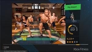 Xbox Fitness traz vídeos de malhação e usa Kinect para 'ver' movimentos do usuário (Foto: Divulgação/Microsoft)