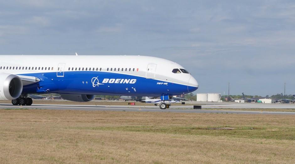 Boeing 787-10 (Foto: Divulgação)