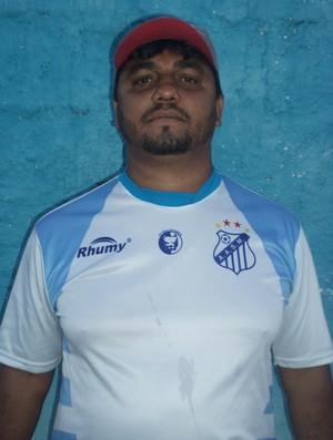 Jean Faber, técnico do São Mateus (Foto: Divulgação/São Mateus)